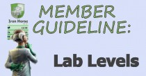 Member Guideline: LAB UPGRADES