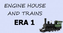Era 1: Engine House and Popular Trains