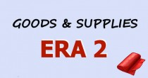 Era 2: Required Goods and the Supply Chain